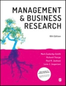 bokomslag Management and Business Research