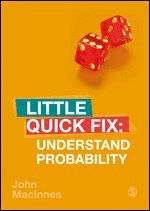 bokomslag Understand Probability: Little Quick Fix