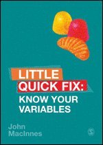 bokomslag Identify Your Variables: Little Quick Fix