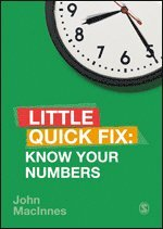 bokomslag Know Your Numbers: Little Quick Fix