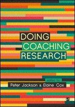 bokomslag Doing Coaching Research