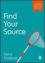 bokomslag Find Your Source