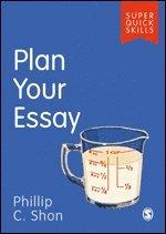 bokomslag Plan Your Essay