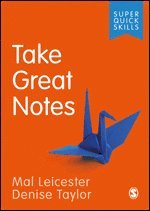 bokomslag Take Great Notes