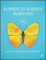 bokomslag Business-to-Business Marketing