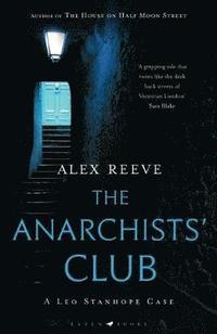 bokomslag The Anarchists' Club