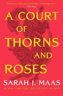 bokomslag A Court of Thorns and Roses