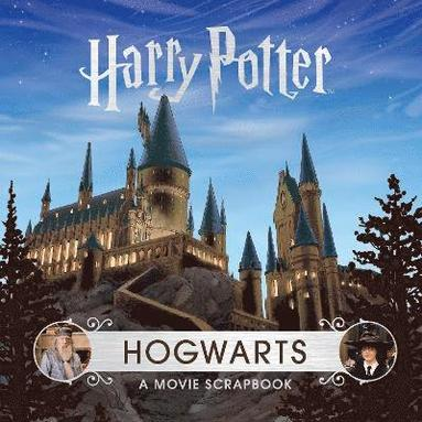 bokomslag Harry Potter - Hogwarts: A Movie Scrapbook