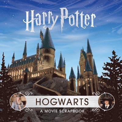 Harry Potter - Hogwarts: A Movie Scrapbook 1
