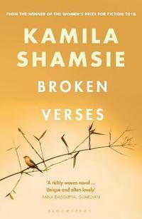 bokomslag Broken Verses