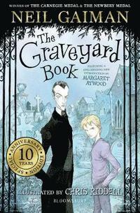 bokomslag The Graveyard Book