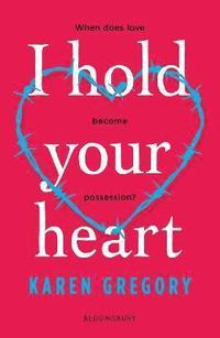 bokomslag I Hold Your Heart