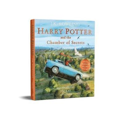 bokomslag Harry Potter and the Chamber of Secrets: Illustrated Edition
