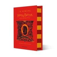 bokomslag Harry Potter and the Half-Blood Prince - Gryffindor Edition