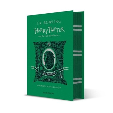bokomslag Harry Potter and the Half-Blood Prince - Slytherin Edition
