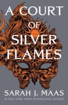 bokomslag A Court of Silver Flames