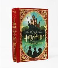 bokomslag Harry Potter and the Philosopher's Stone: MinaLima Edition