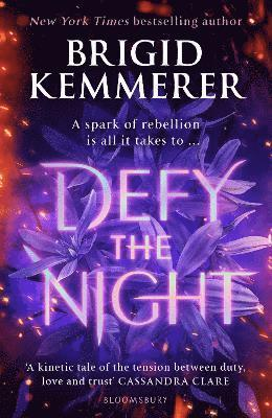 bokomslag Defy the Night