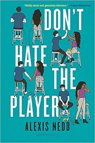 bokomslag Don't Hate the Player