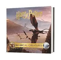 bokomslag Harry Potter - Magical Creatures: A Movie Scrapbook