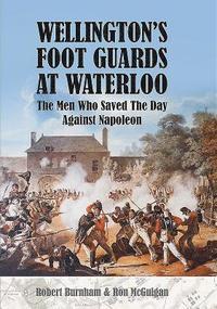 bokomslag Wellington's Foot Guards at Waterloo
