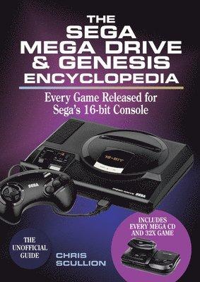 bokomslag The Sega Mega Drive &; Genesis Encyclopedia