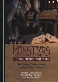 bokomslag Monsters of Film, Fiction, and Fable
