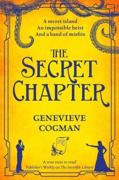 bokomslag The Secret Chapter