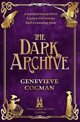 bokomslag The Dark Archive