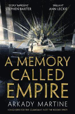 bokomslag A Memory Called Empire