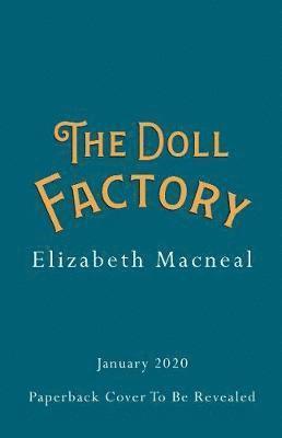 bokomslag The Doll Factory