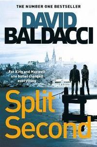 bokomslag Split Second
