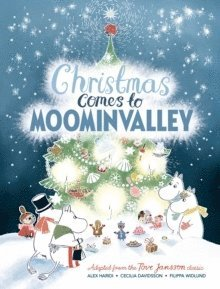 bokomslag Christmas Comes to Moominvalley