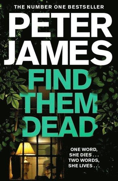 bokomslag Find Them Dead
