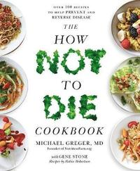 bokomslag How Not to Die Cookbook