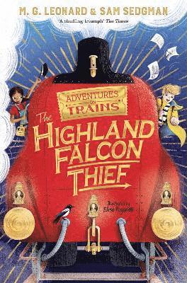 bokomslag The Highland Falcon Thief