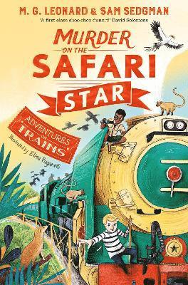 Murder on the Safari Star 1