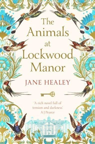 bokomslag The Animals at Lockwood Manor