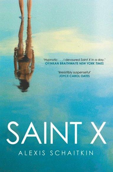 bokomslag Saint X