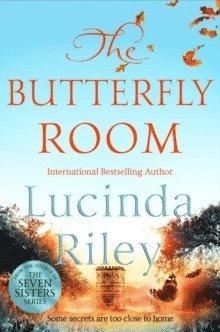 bokomslag The Butterfly Room