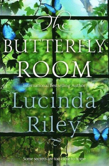 bokomslag Butterfly Room