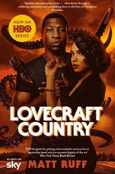 bokomslag Lovecraft Country: TV Tie-In