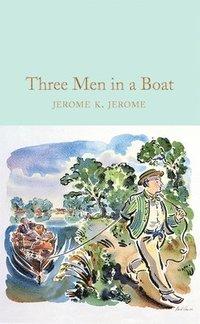 bokomslag Three Men in a Boat