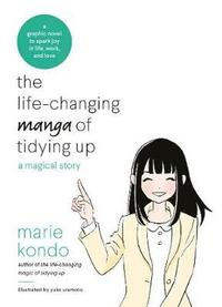 bokomslag The Life-Changing Manga of Tidying Up