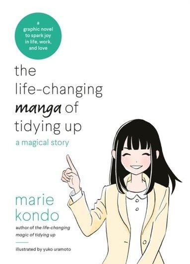 bokomslag Life-Changing Manga of Tidying Up