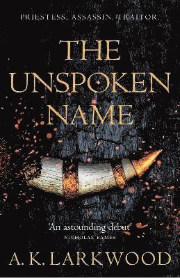 bokomslag The Unspoken Name