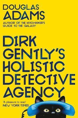 bokomslag Dirk Gently's Holistic Detective Agency