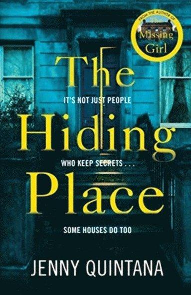 bokomslag The Hiding Place