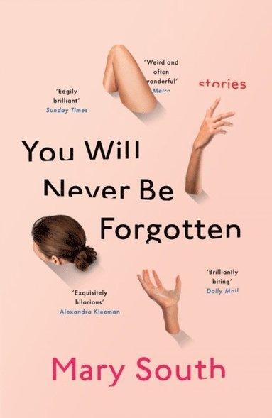 bokomslag You Will Never Be Forgotten