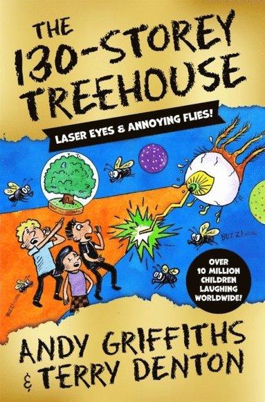 bokomslag The 130-Storey Treehouse